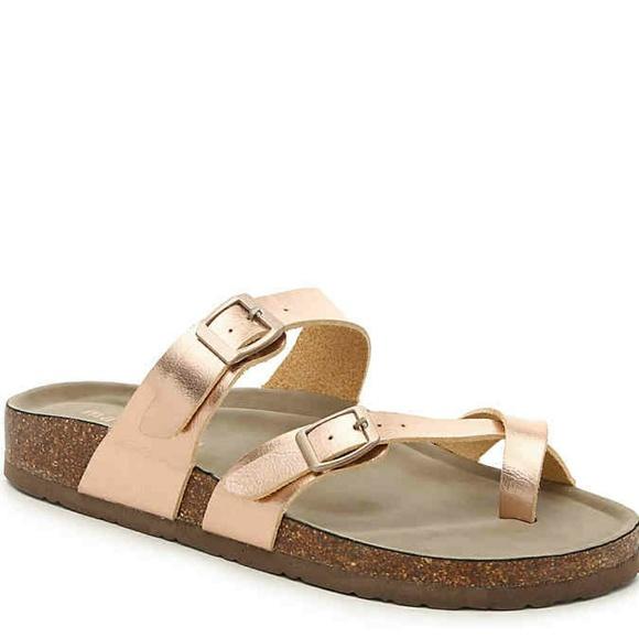 13726e9869f Madden Girl Bryceee rose gold sandals